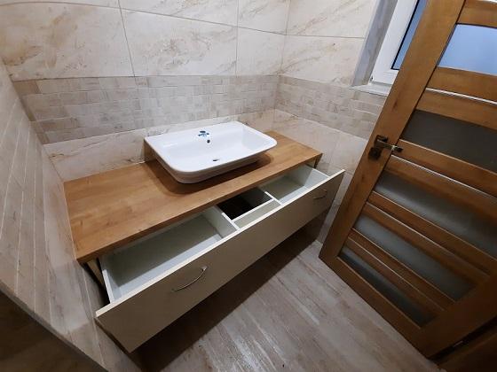 Nábytok do kúpeľne na mieru